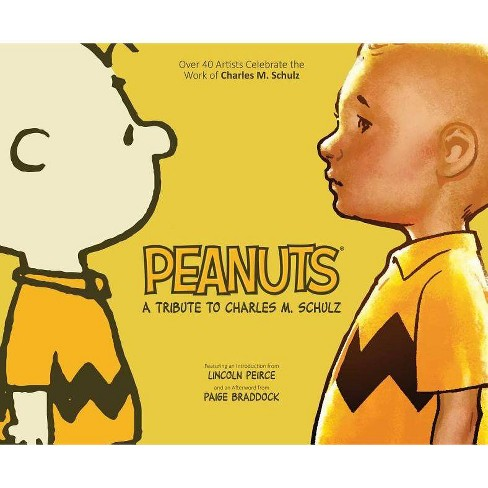 Peanuts: A Tribute to Charles M. Schulz - by  Charles M Schulz (Hardcover) - image 1 of 1