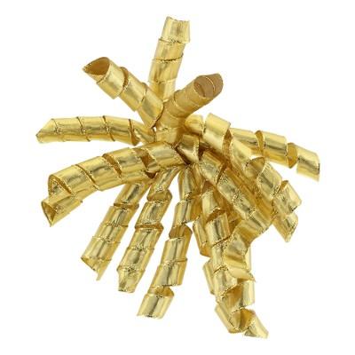 Gold Fabric Curl Swirl - Spritz™