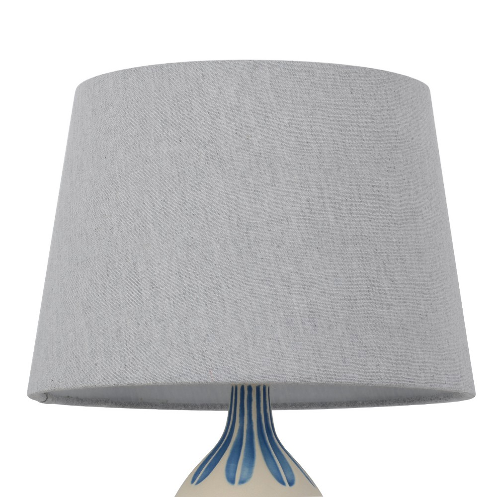 Image of Small Mod Drum Lampshade Gray - Threshold