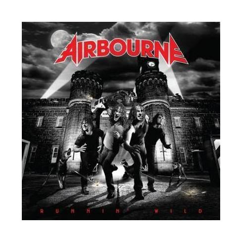 Airbourne - Runnin' Wild (Vinyl) - image 1 of 1