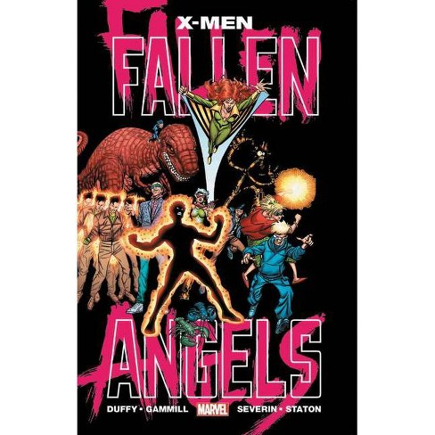X-Men: Fallen Angels - (Paperback) - image 1 of 1