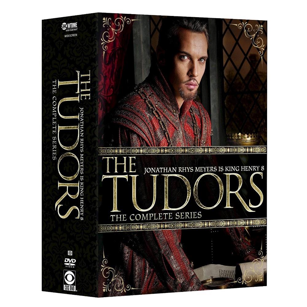The Tudors: The Complete Series [14 Discs]