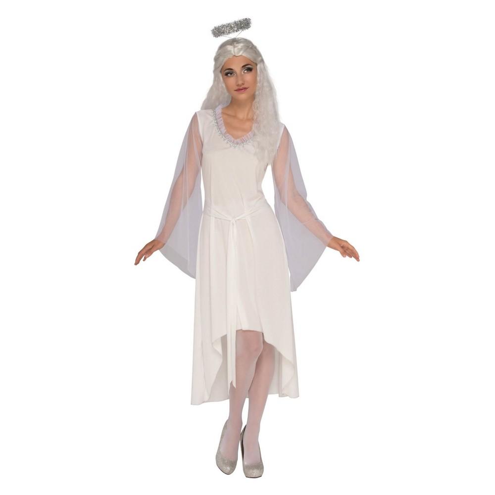 Women's Angel Halloween Costume S, Multicolored