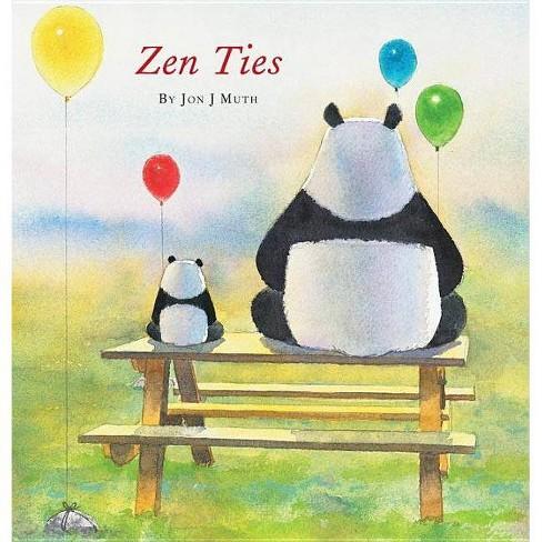 Zen Ties - by  Jon J Muth (Hardcover) - image 1 of 1