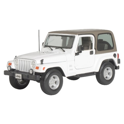 Maisto Jeep Wrangler Sahara 1:18 - image 1 of 1