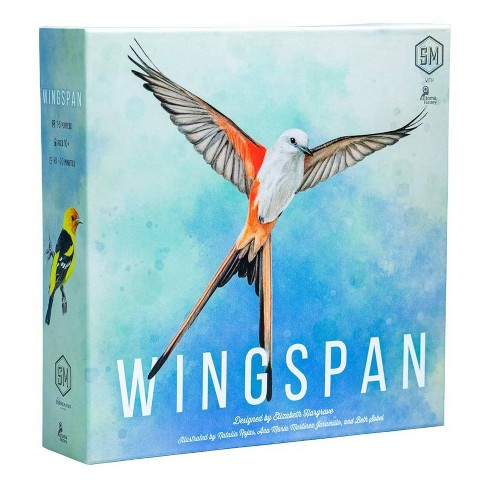 Stonemaier Wingspan with Swift Start Game Pack - image 1 of 4