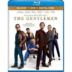 The Gentlemen (Blu-Ray + DVD + Digital)