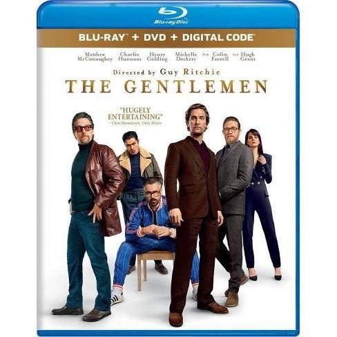 The Gentlemen (Blu-Ray + DVD + Digital) - image 1 of 1