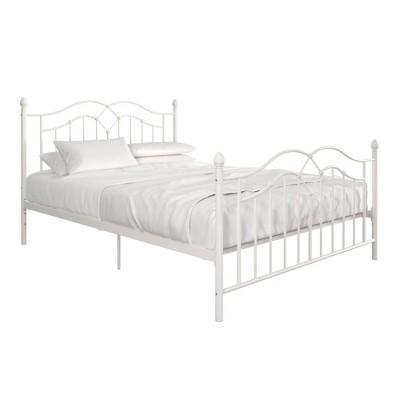 Traci Metal Bed Bronze - Room & Joy