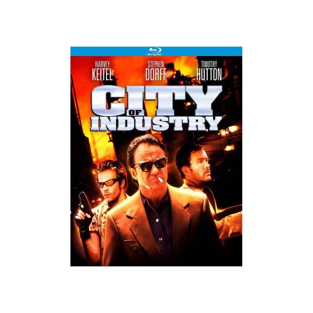 City Of Industry Blu Ray