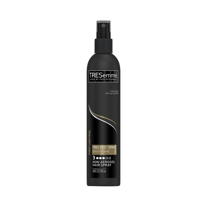 TRESemme TRES Two Ultra Fine Mist Non Aerosol Hairspray - 10 Fl Oz : Target