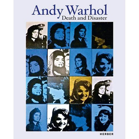 Andy Warhol: Death and Disaster - (Hardcover) - image 1 of 1