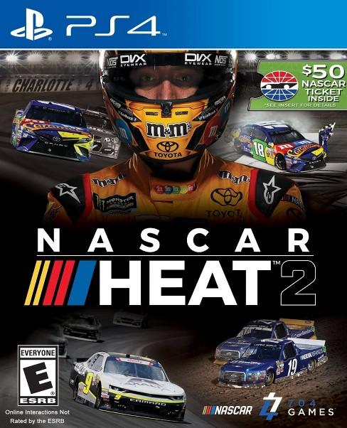 NASCAR Heat 2 PlayStation 4 - image 1 of 9