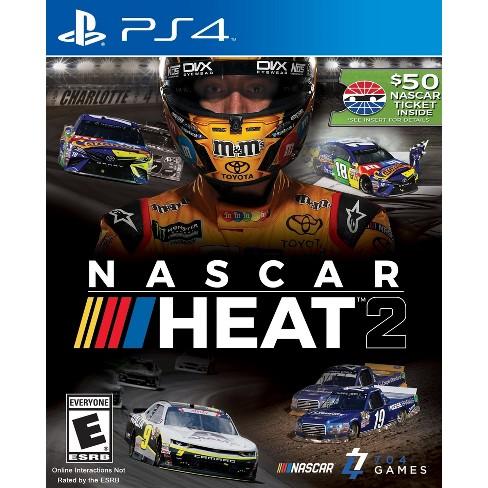 NASCAR Heat 2 PlayStation 4 - image 1 of 9
