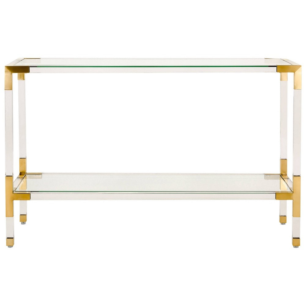 Console Table Gold - Safavieh
