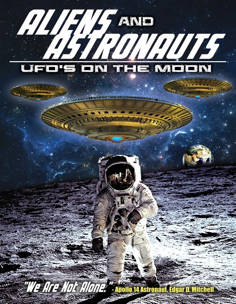 Aliens and astronauts:Ufos on the moo (DVD) - image 1 of 1