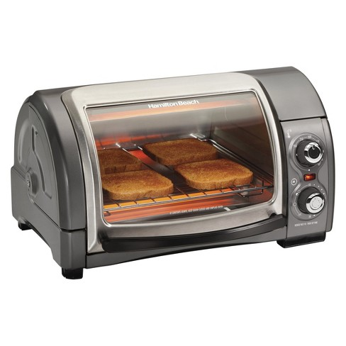Hamilton Beach Easy Reach™ 4 Slice Toaster Oven - image 1 of 4