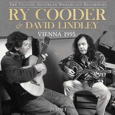 Ry Cooder & David Li - Ry Cooder & David Lindley Vienna 1995 (CD) - image 1 of 1