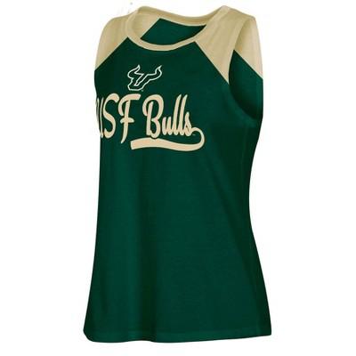 NCAA South Florida Bulls Women's Tank Top
