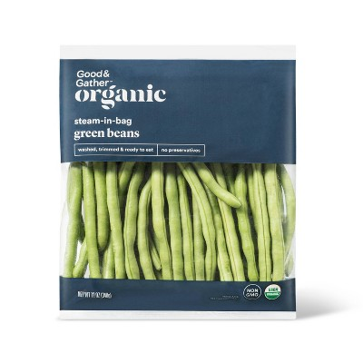 Organic Green Beans - 12oz - Good & Gather™