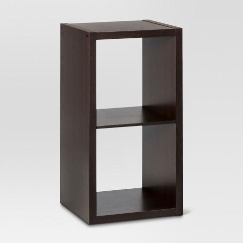 2 Cube Organizer Shelf 13 Threshold Target