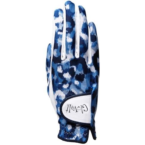Glove It Women's Golf Glove Blue Leopard - image 1 of 4