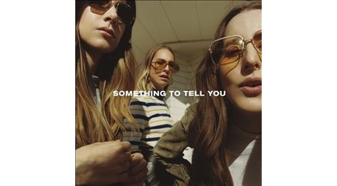 Haim - Something To Tell You (Vinyl) - image 1 of 1