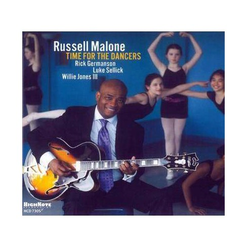 Russell  RussellMalone Malone - Time for The DancersTime for The Dancers (CD) - image 1 of 1
