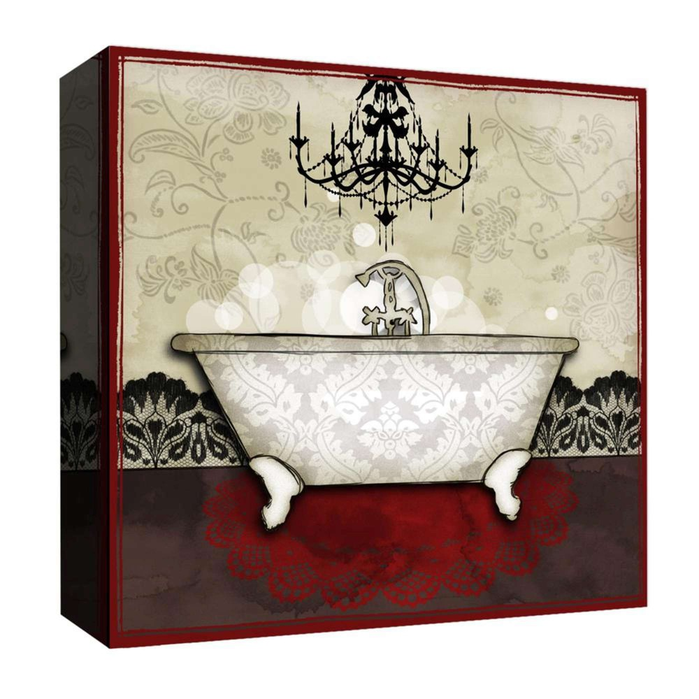 16 34 X 16 34 Baignoire Iii Decorative Wall Art Ptm Images