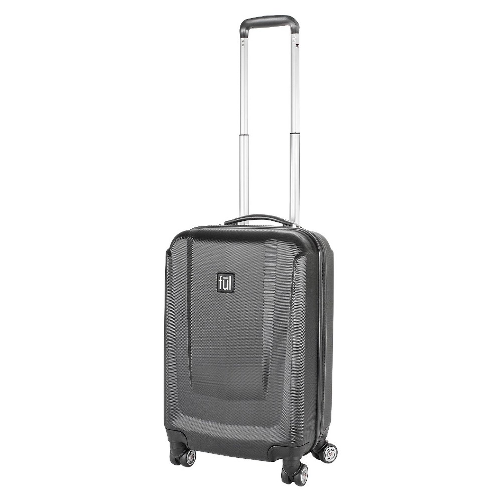 Ful Load Rider Series Expand Spinner Suitcase - Black (20)