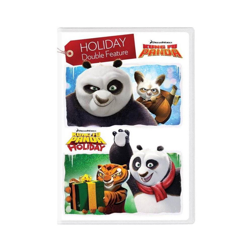 Kung Fu Panda / Kung Fu Panda: Holiday (DVD) Discounts