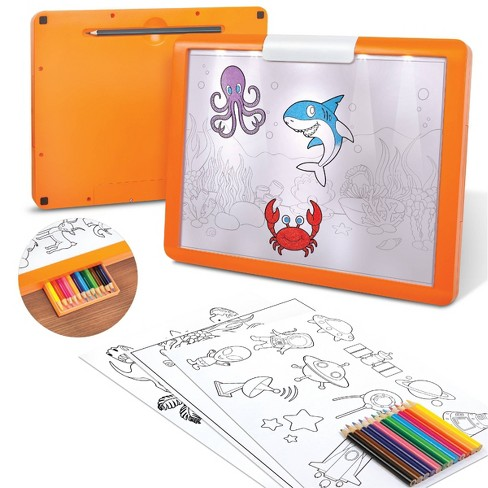 LED Tracing Tablet - Discovery Kids - image 1 of 4