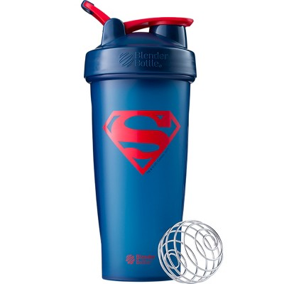 Blender Bottle DC Comics Superhero Series Classic 28 oz. Shaker with Loop Top
