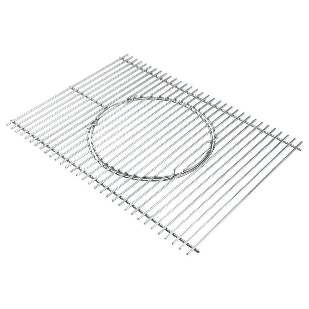 Weber Gourmet Bbq System Gas Grill Cooking Grates – Spirit 300 series, Silver 14321609