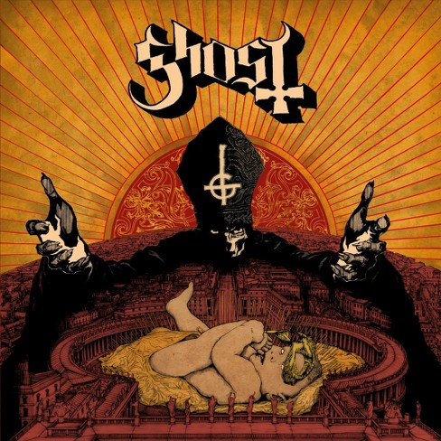 Ghost b.C. - Infestissumam (Vinyl) - image 1 of 1