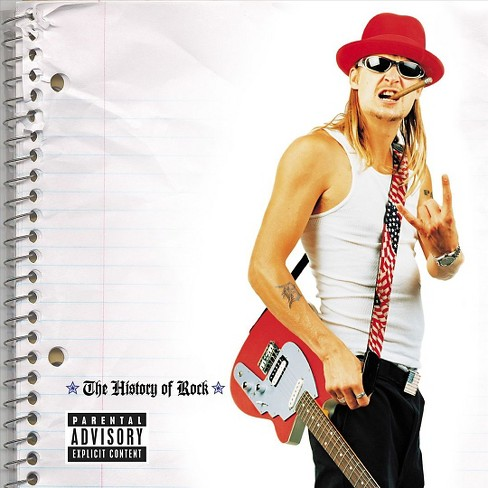 Kid Rock - The History of Rock [Explicit Lyrics] (CD) - image 1 of 3