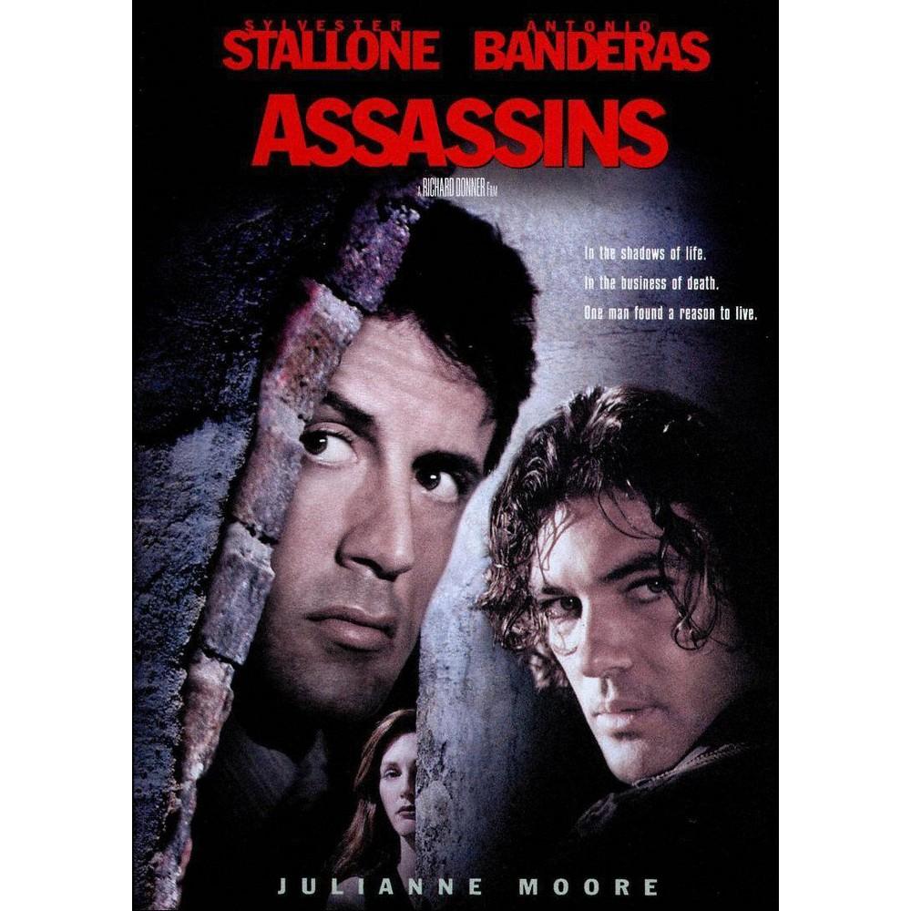 Assassins Dvd