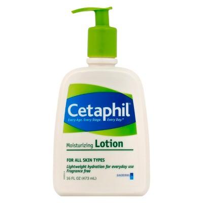 Cetaphil Moisturizing Lotion Unscented - 16oz