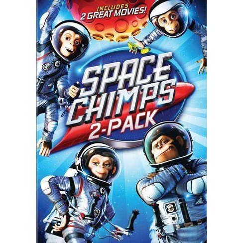 Space Chimps / Space Chimps 2 (DVD) - image 1 of 1