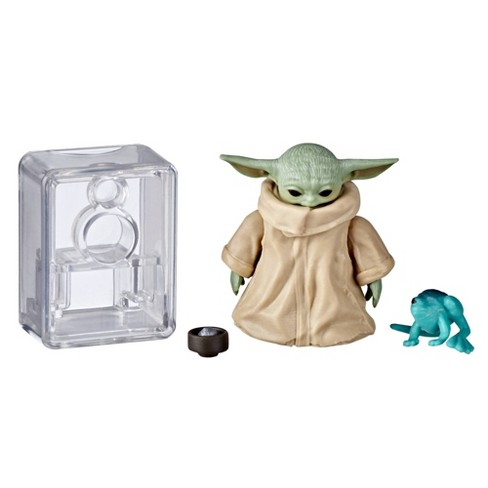 """Star Wars The Black Series The Child Toy 1.1"""" The Mandalorian Collectible Action Figure - image 1 of 4"""