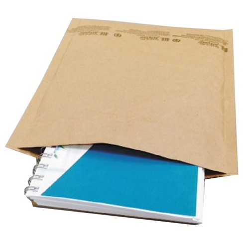 Universal Jiffy Natural Self-Seal Cushioned Mailer, #2, Natural Kraft, 100/Carton - image 1 of 1