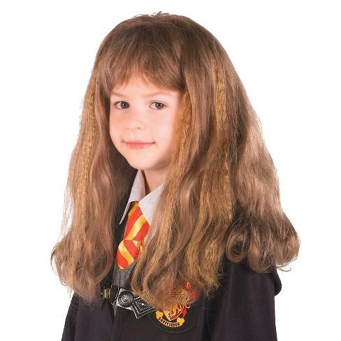 Costume Halloween Hermione.Kids Halloween Harry Potter Hermione Granger Costume Wig Brown