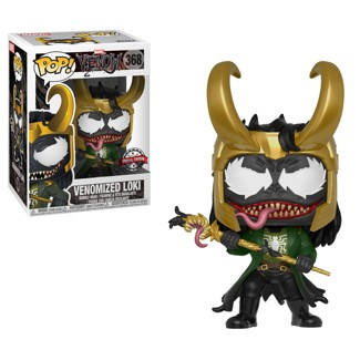 Funko POP! Marvel Venomized Loki