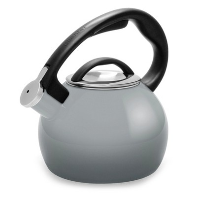 Chantal Sunrise 2qt Kettle - Gray 37-SUN-OM