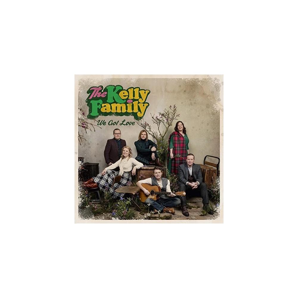 Kelly Family - We Got Love (CD)
