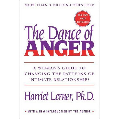 The Dance of Anger - by  Harriet Lerner (Paperback)