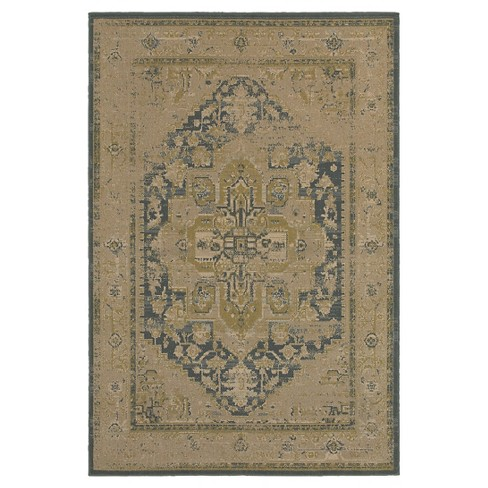 Buff Beige Oxford Heritage Rug - image 1 of 2