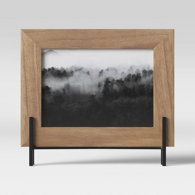 "5"" x 7"" Natural Frame with Stand Brown - Project 62™"