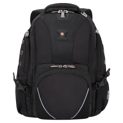 "SWISSGEAR 17.5"" Backpack - Black"