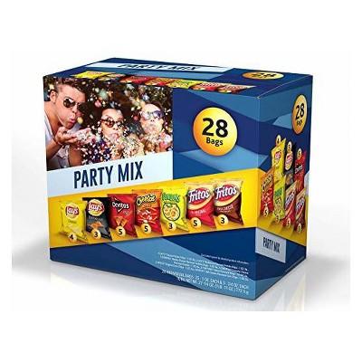 Frito-Lay Variety Pack Party Mix - 28ct